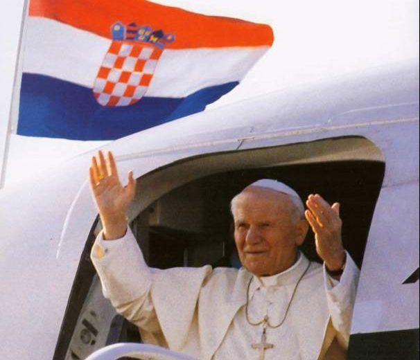 Na današnji dan papa Ivan Pavao II. prvi je put posjetio Hrvatsku