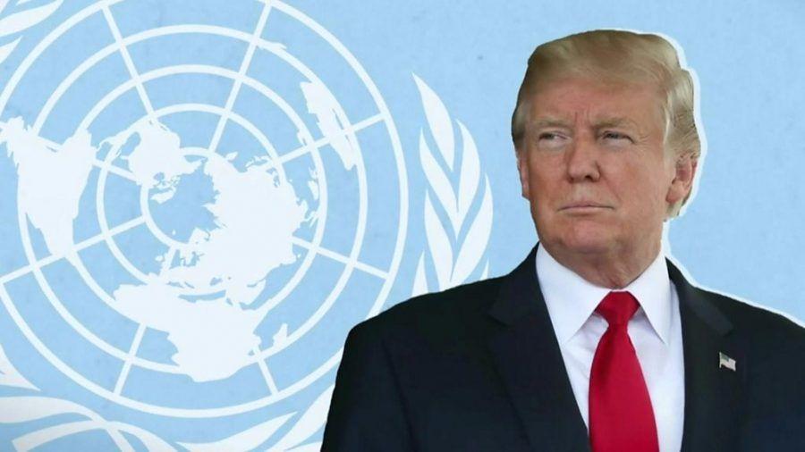 """GODIŠNJA SKUPŠTINA UN-a Američki predsjednik Trump: """"Moramo odgovornom smatrati zemlju koja je ovu pošast pustilau svijet – Kinu"""""""