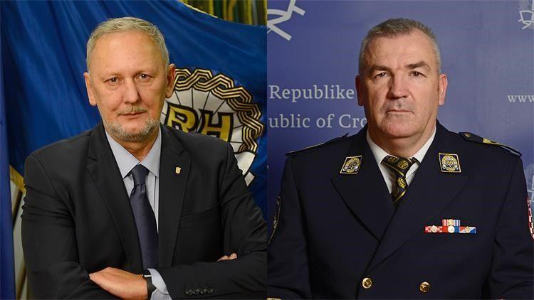 Božinović i Milina čestitali djelatnicima MUP-a Dan policije u izazovnoj 2020.