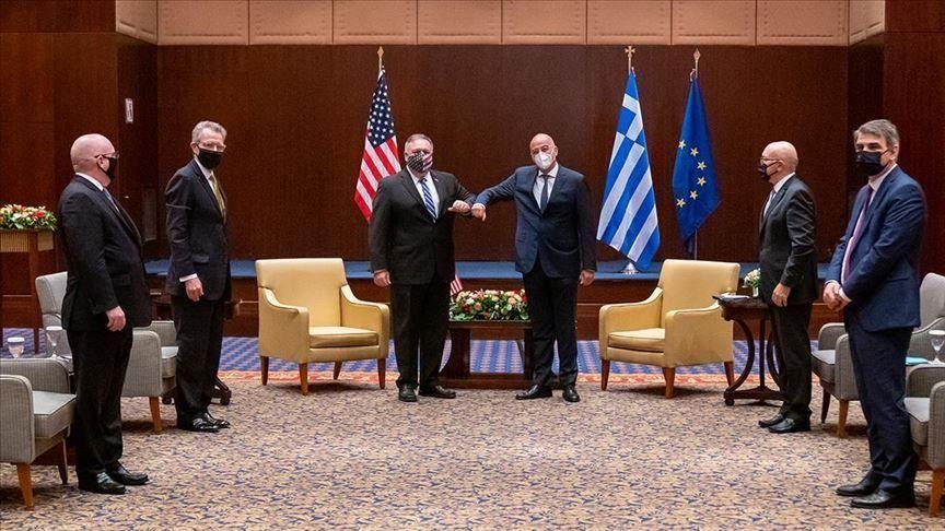 Američki državni tajnik Pompeo u Grčkoj poziva Atenu i Ankaru da smire napetosti