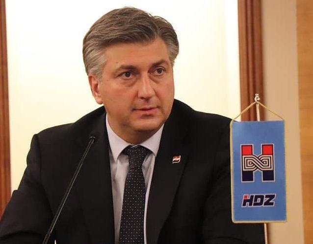 Plenkoviću u središnjicu HDZ-a poslane prijetnje u omotnici s bijelim prahom?