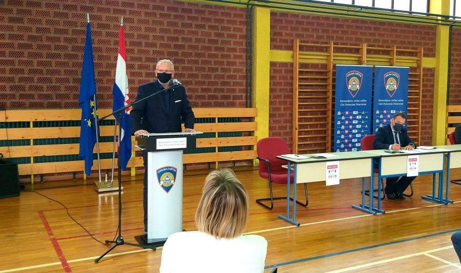 Božinović: Radi se na epidemiološkom okviru za vjerska događanja