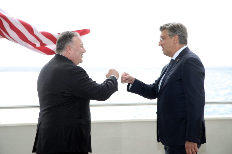 """Pompeo: Hrvati uskoro u SAD bez viza. """"Vjerujem da dobre stvari čekaju naše dvije zemlje"""""""