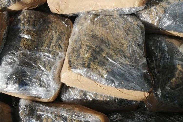 MUP: U Našicama spaljeno više od šest tona droge
