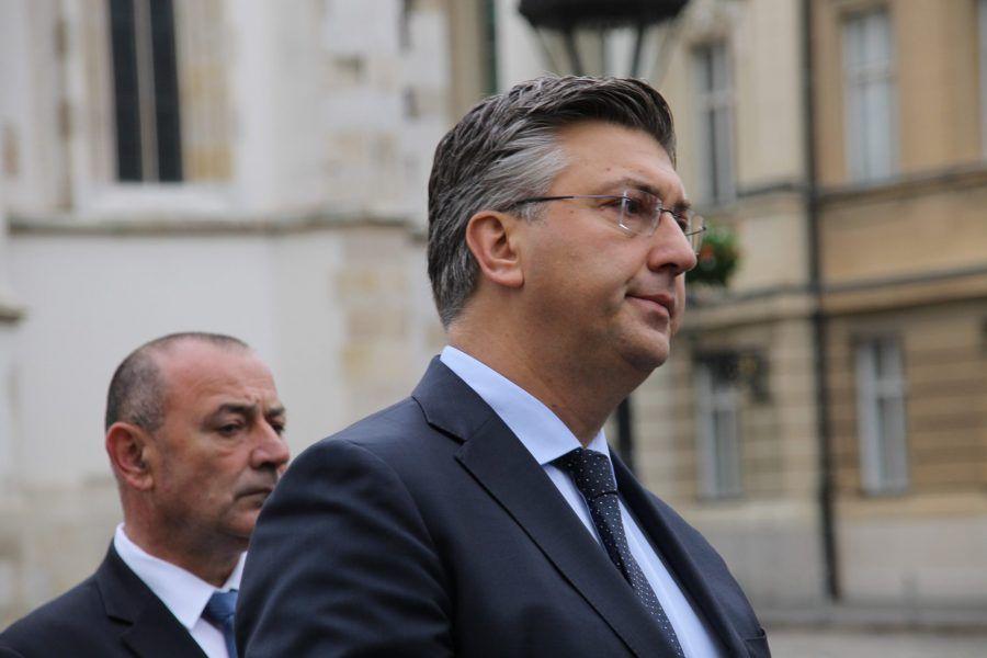 Plenković: Prijeđena je granica, treba pronaći odgovorne za radikalizaciju