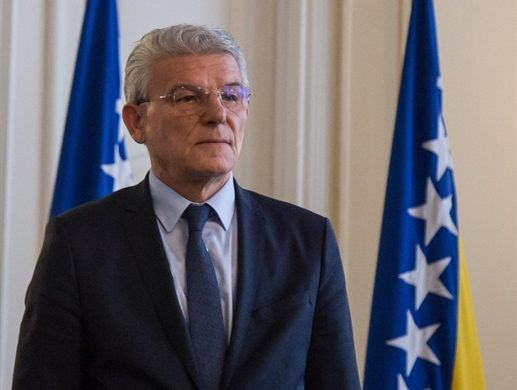 Predsjedatelj Predsjedništva Bosne i Hercegovine Šefik Džaferović osudio teroristički napad u Beču i poslao poruku solidarnosti