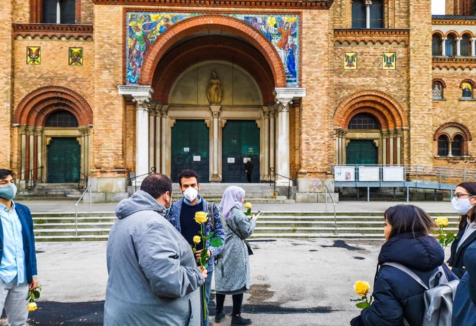 NAPAD TURAKA: Austrijski muslimani stali uz sugrađane katolike, incident i u bečkoj katedrali