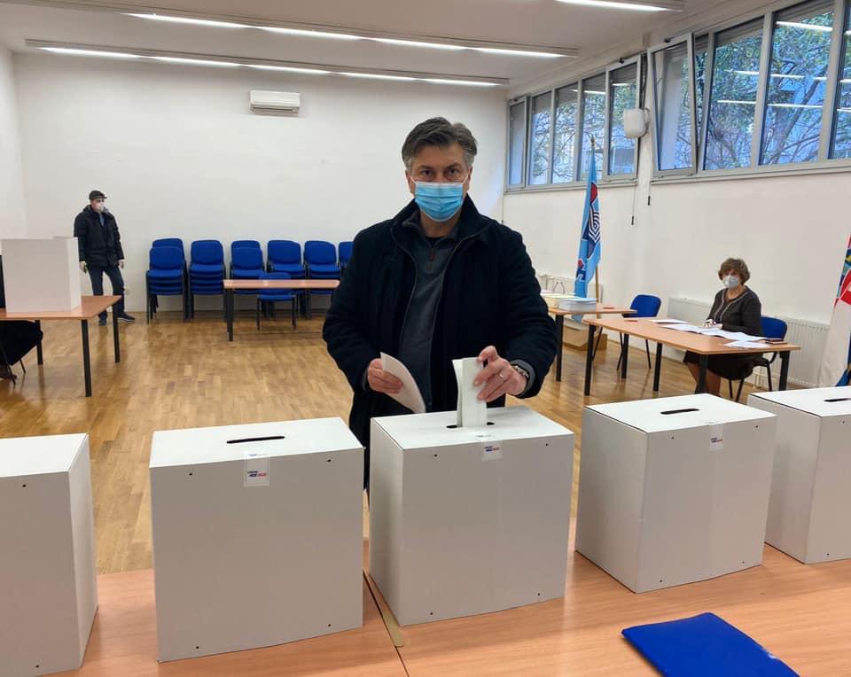 UNUTARSTRANAČKI IZBORI PREDSJEDNIK HDZ-A Plenković: Naša je intencija bila da damo novi unutarstranački legitimitet vodstvima lokalnih organizacija
