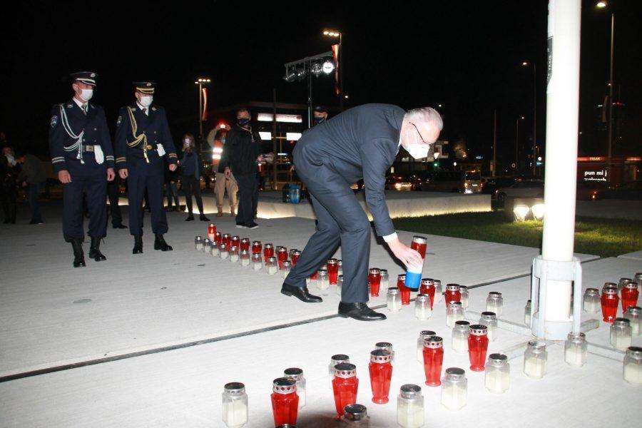Božinović: Heroji Vukovara i Škabrnje žive zauvijek u našim pričama, sjećanju i zahvalnosti, za žrtvu i hrabrost za Hrvatsku