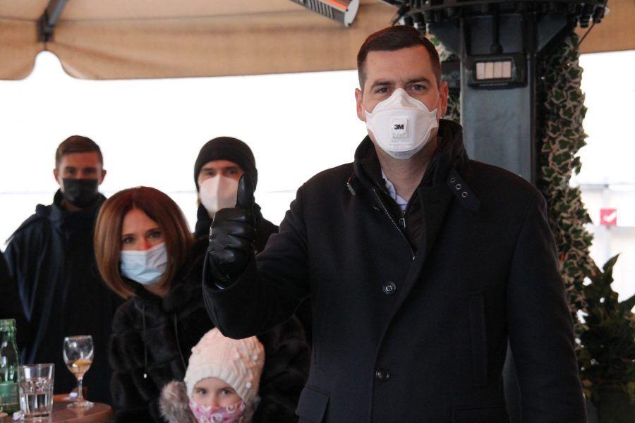 (FOTO i VIDEO) Kandidat za predsjednika zagrebačkog HDZ-a Mislav Herman: izrazito važno dovršiti unutarstranačko preslagivanje i da iznjedrimo svoje nove stranačke dužnosnike jer je to vrlo važno za unutarstranačku demokraciju