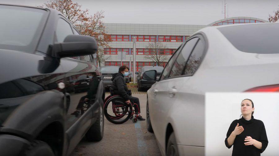 """MUP izradio video spot u kojem se poziva na pravo osoba s invaliditetom na sigurnost i mobilnost u prometu: """"Poštuj moje pravo na mobilnost i pristupačnost!"""""""