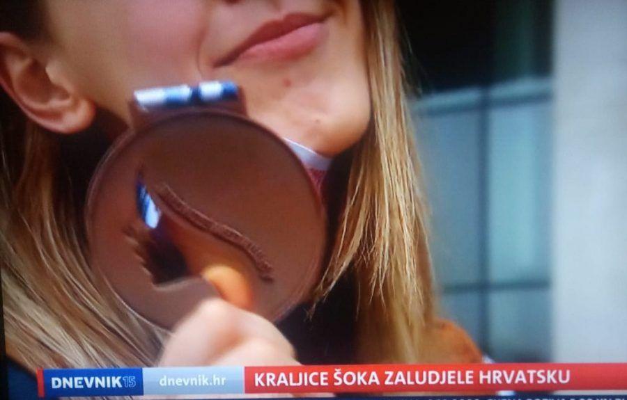 """Rukometna Europa upoznala je hrvatsku žensku reprezentaciju: """"kraljice šoka"""" izrežirale jednu od najljepših i najvećih sportskih priča sumornoj 2020."""