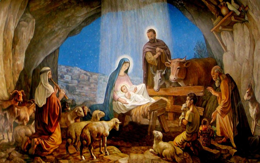 Želimo vam Sretan i blagoslovljen Božić! Blagdan Kristova rođenja
