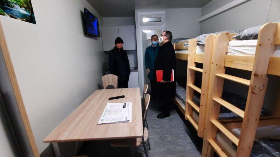 """Hrvatski Caritas daruje 100 stambenih modula žrtvama potresa: """"Biti čovjeku čovjek"""""""