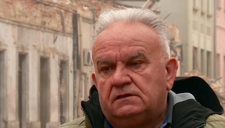 Dumbović: Nove štete nakon jutrošnjeg potresa, nema ozlijeđenih