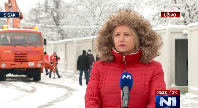 Sisačka gradonačelnica Ikić Baniček: Sklona sam vjerovati da nas je Vlada na mala vrata htjela prevariti; Horvat je danas sam sebe demantirao