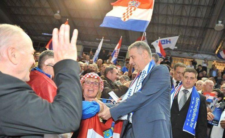 ŠUŠKA SE, ŠUŠKA Branitelji odlučili: Tomislav Karamarko biti će na čelu u ostvarivanju sna generacija i generacija hrvatskog naroda