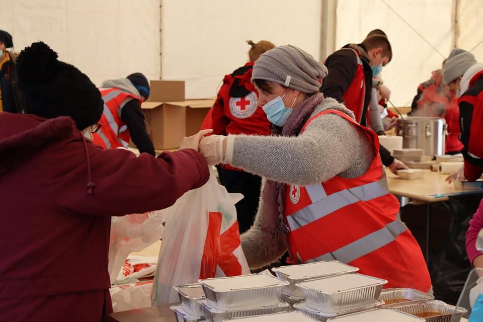 Crveni križ: Novčana pomoć građanima čije su nekretnine oštećene u potresu