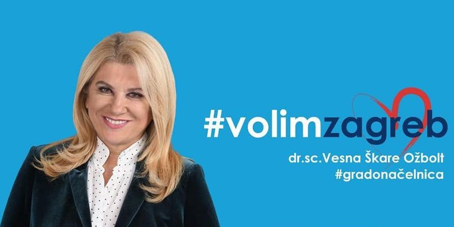 """Škare Ožbolt osvrnula se na derutnu Ciglanu Zagreb: """"Samo smeće, štakori i smrad. To je rezultat rada Bandića u ovom mandatu. Samo da se zna"""""""