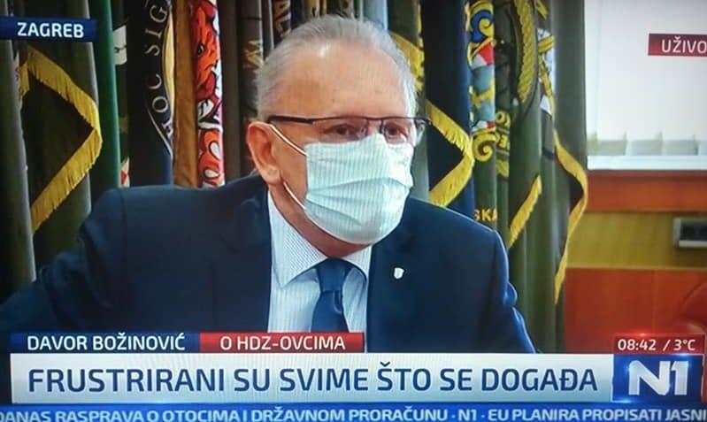 MINISTAR POLICIJE Božinović za N1: Diskriminacija je neprihvatljiva, HDZ-ovci su frustrirani svime što se događa