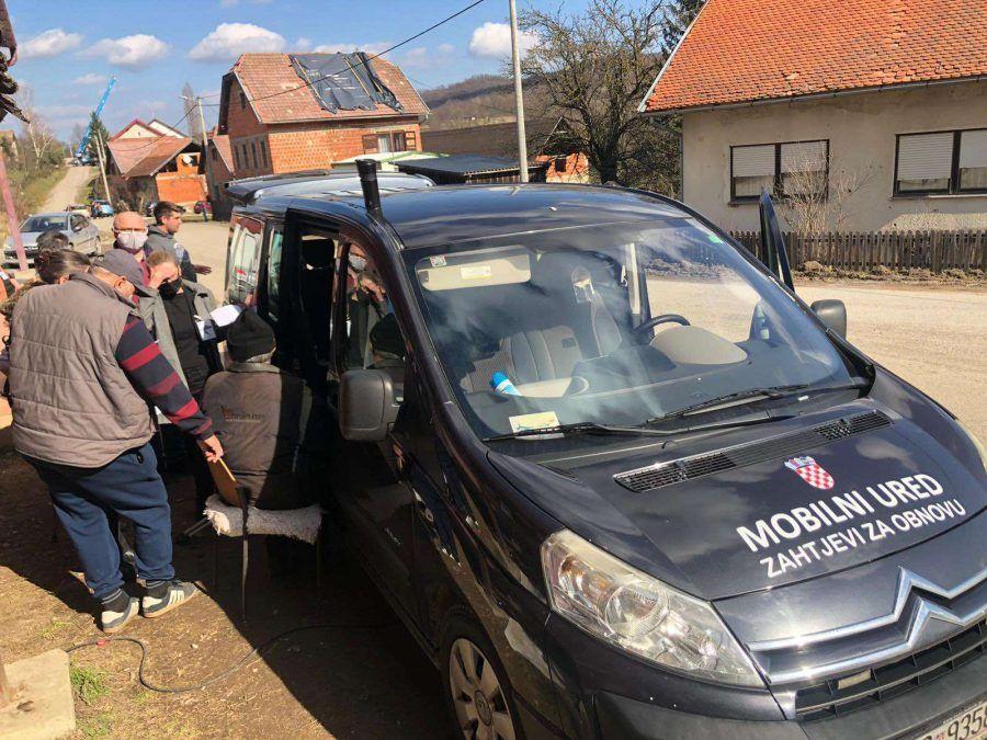 U ponedjeljak mobilni uredi Ministarstva u naseljima Gora, Prekopa i Kihalac