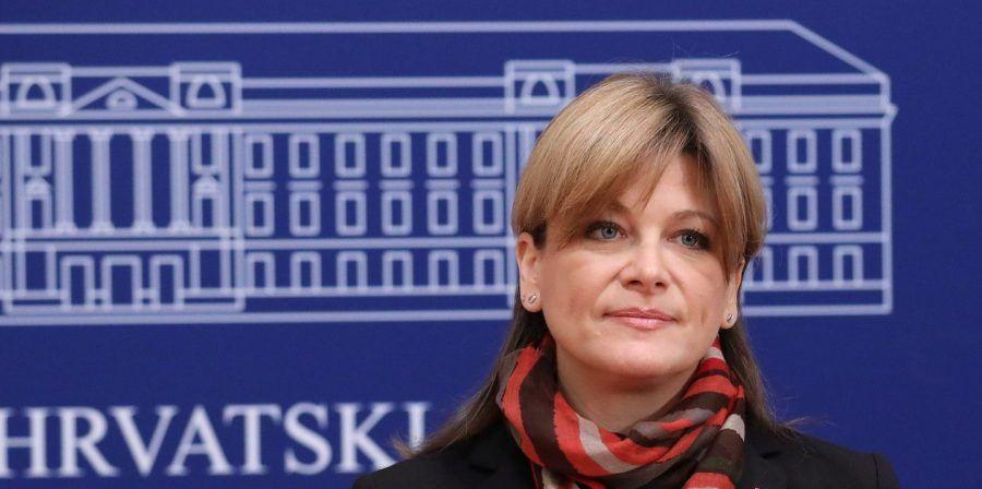 """Vidović Krišto pozvala na neopozive ostavke u pravosuđu: """"Pozivam ih da podnesu neopozive ostavke zbog opće društvene nepravde koju su oni svojim radom i neradom prouzročili"""""""