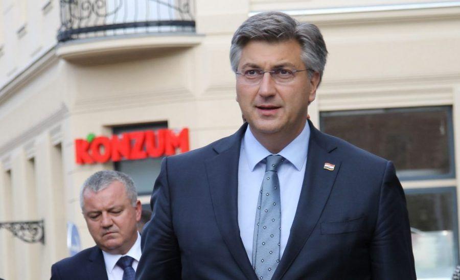 Plenković najavljuje Vanđeliću njegov odlazak s čela Fonda za obnovu: HDZ-ovci kažu obnovu će voditi Horvat i Pavić?