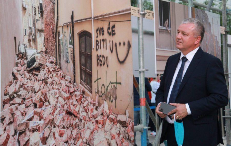 Usvojen Program mjera obnove zgrada oštećenih u potresima