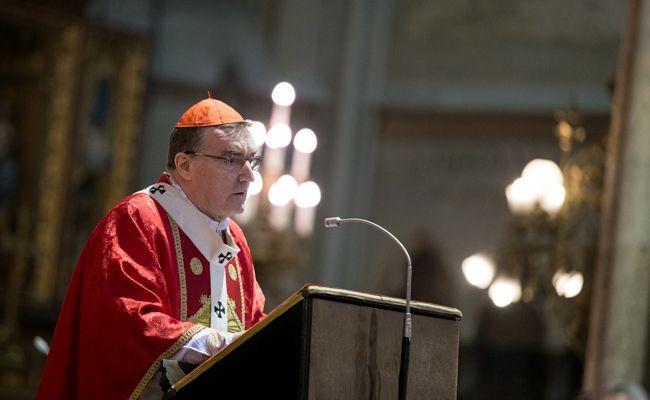 Kardinal Bozanić predvodit će misu za žrtve pandemije