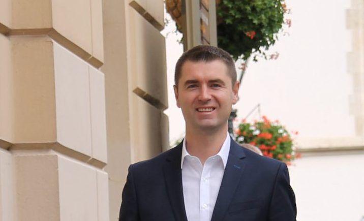 """Kandidat HDZ-a za gradonačelnika Zagreba Davor Filipović: """"želim napraviti grad Zagreb poželjnim mjestom za život svima i da se svi ponosimo što smo građani ovoga grada"""""""