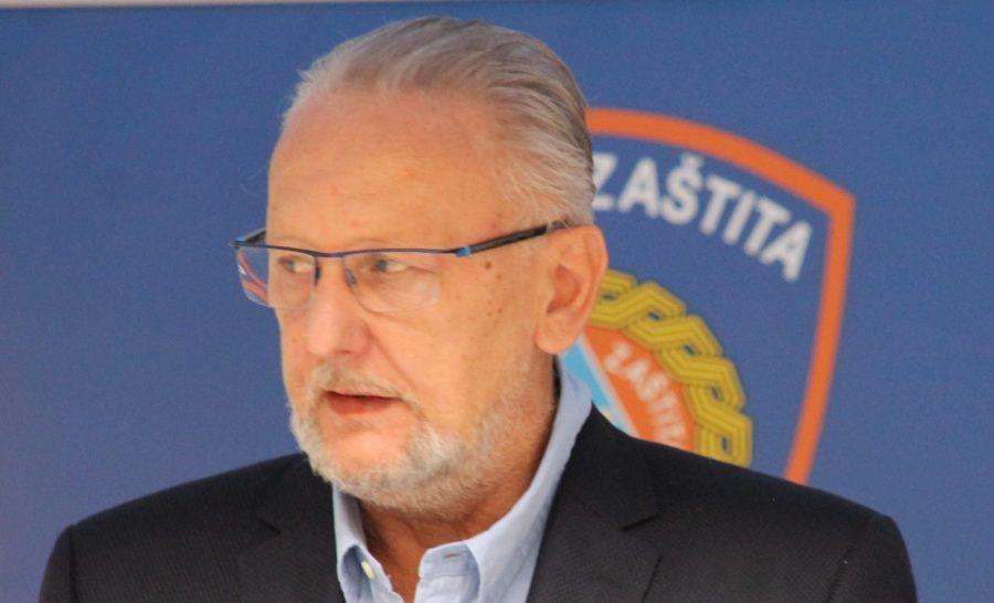 """Božinović:  Glas poduzetnika """"danima pozivao građane da dođu na prosvjed"""", a prijavio je prosvjed od 25 osoba"""
