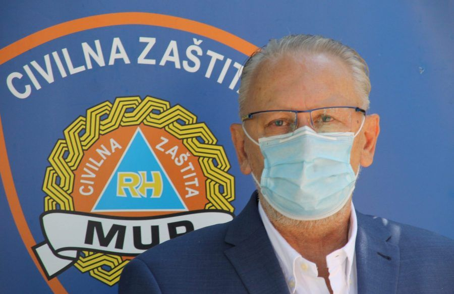 Božinović: Pogrešno je ako itko pomisli da je najgore prošlo i da više nema opasnosti od virusa