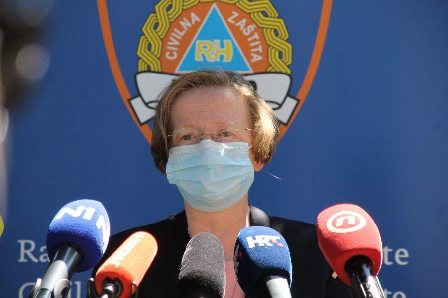 Markotić: neodgovorno ponašanje može se nazvati bioterorizam ili kršenje zakona