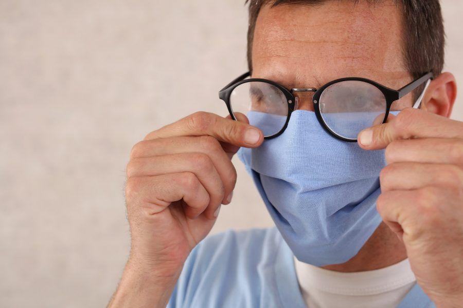 Triput manji izgledi da će se osobe koje nose naočale zaraziti covidom