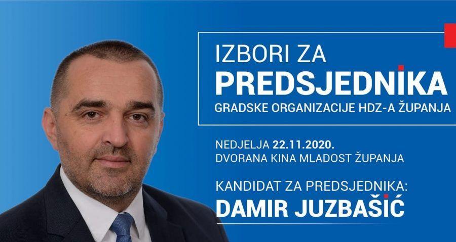 ŠTO SE TO DOGAĐA? Juzbašić, troje potpredsjednika i 30-tak članova iz Županje napustili HDZ