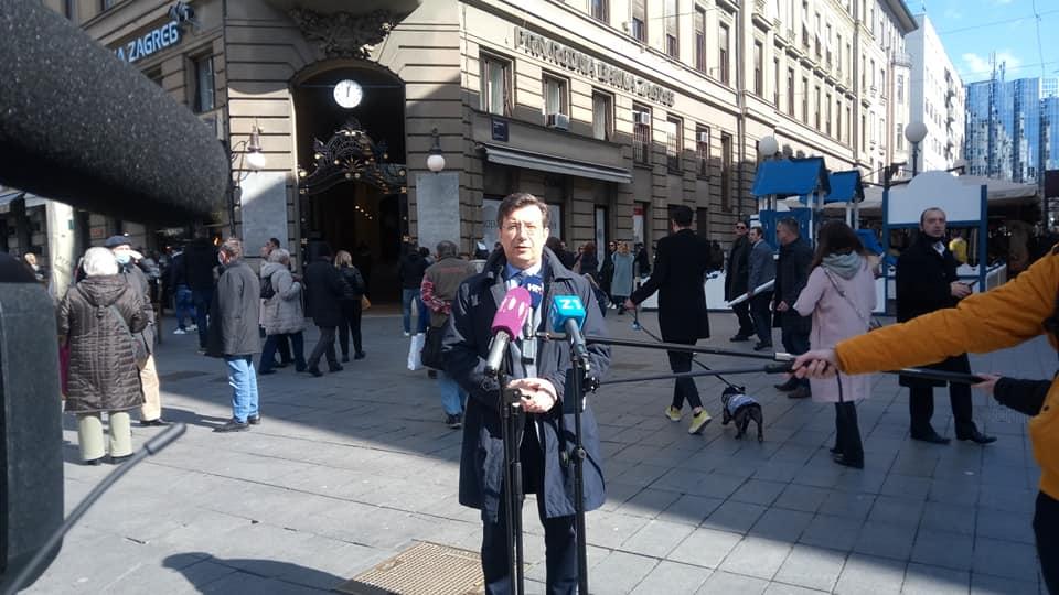 Željko Uhlir predložio mjere za pomoć zagrebačkim obrtnicima
