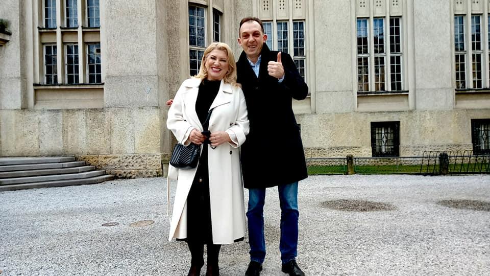 Šimunović: Vesna Škare Ožbolt vidi da je Zagreb nakon potresa zapostavljen tako da će njen prvi korak biti osnivanje Zavoda za obnovu grada