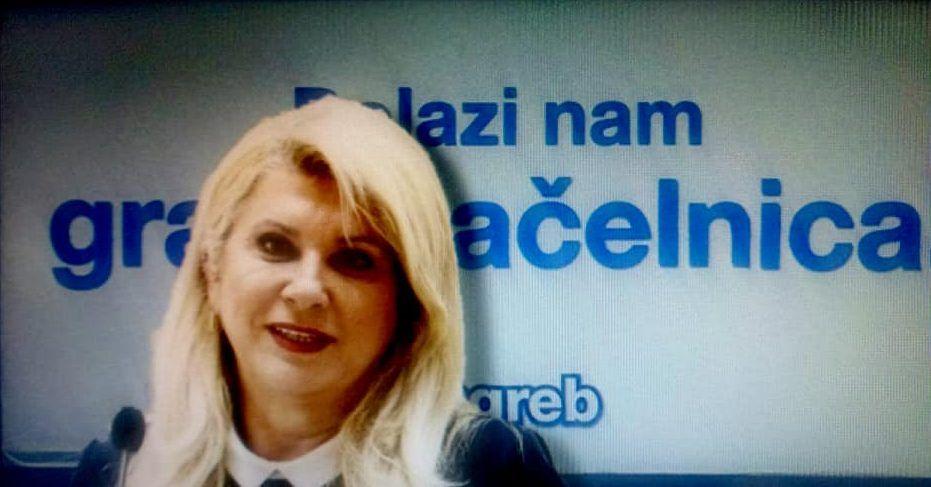 Škare-Ožbolt: Trešnjevka od najnaseljenijih zagrebačkih kvartova zaslužuje bolji tretman