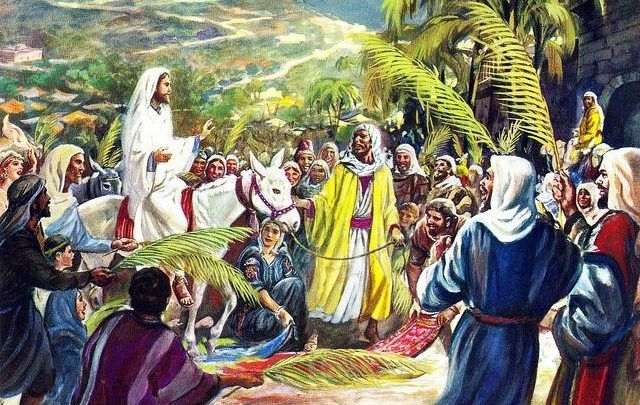 Danas je Cvjetnica: Blagoslovljen onaj koji dolazi u ime Gospodnje!