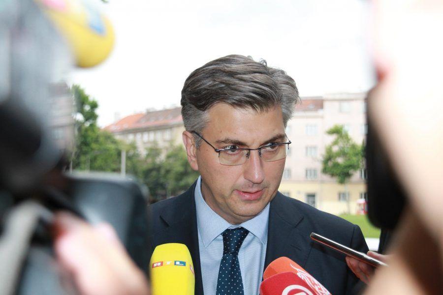 Plenković: Zbog problema s AstraZenecom, dodatne količine Pfizerova cjepiva
