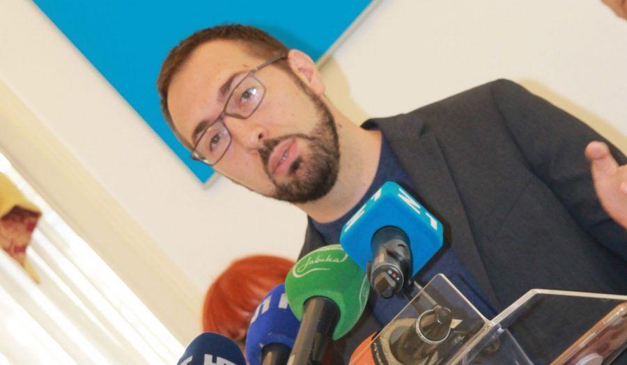 Tomašević: HDZ-ov Filipović bi se trebao prvo cijepiti od nerealnih obećanja