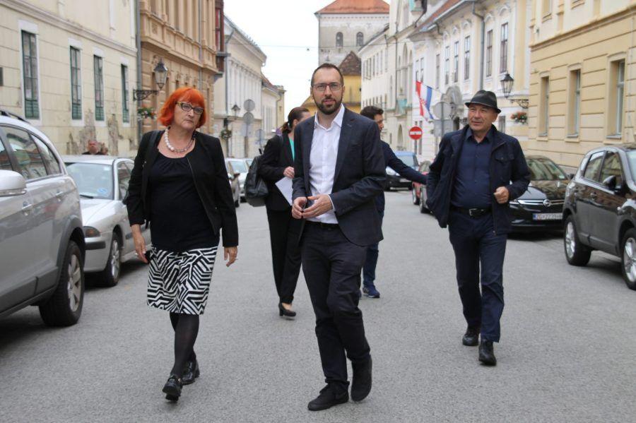 """Tomašević: """"CILJ JE OSTVARITI I SKUPŠTINSKU VEĆINU"""""""