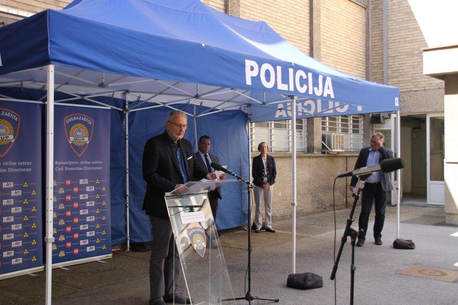 Stožer: Broj novozaraženih porastao 46 posto; Božinović: Postojeći režim mjera treba održati