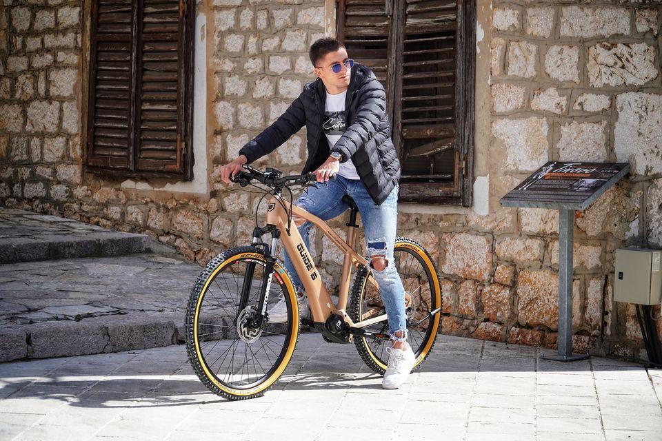 Inovator iz Runovića: Ljubičić predstavio novi električni bicikl