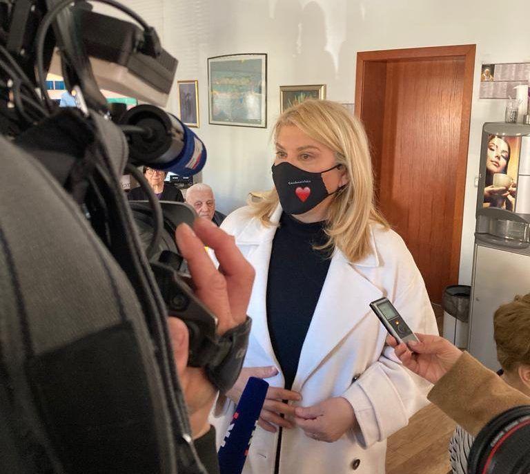 Škare Ožbolt: Zagreb treba stvoriti uvjete za privlačenje investitora za gradnju domova za starije