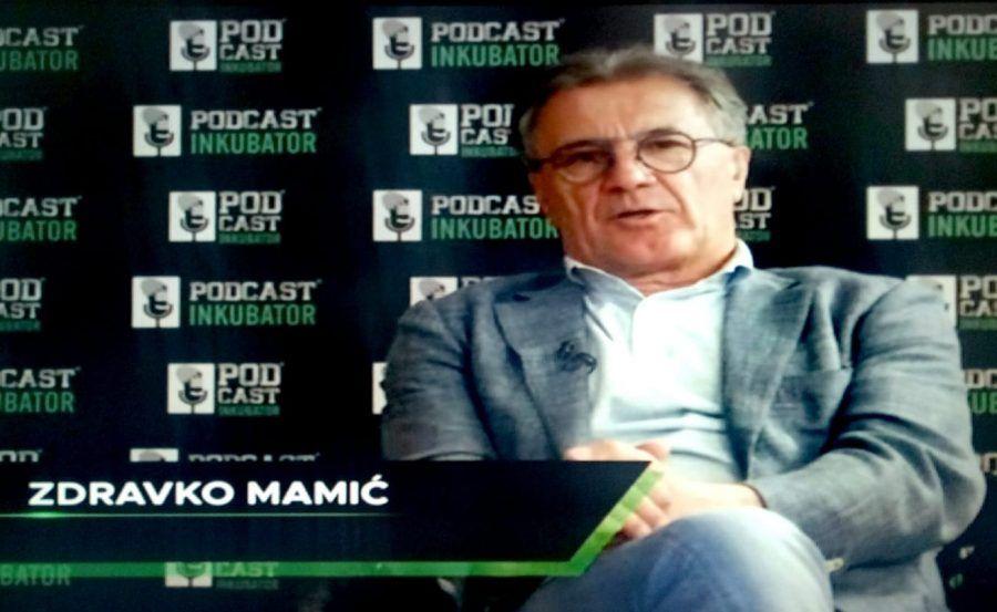 """(VIDEO) Mamić u Podcast Inkubatoru: """"Plenkoviću fali menađerskih sposobnosti, a Milanović ima mu*a"""""""