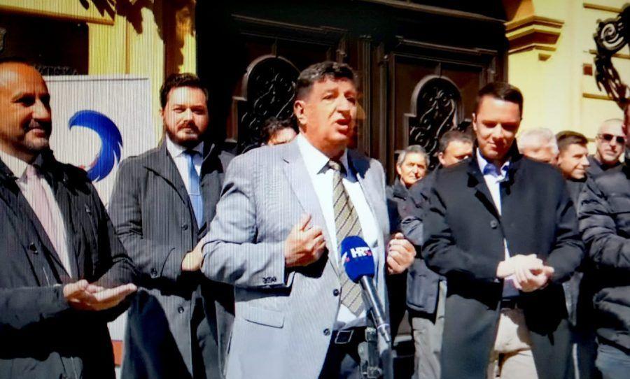 (VIDEO) Umirovljeni general Sačić, nositelj domoljubne koalicijske liste za zagrebačku Gradsku skupštinu: Zajedništvo nema alternativu. Moramo!