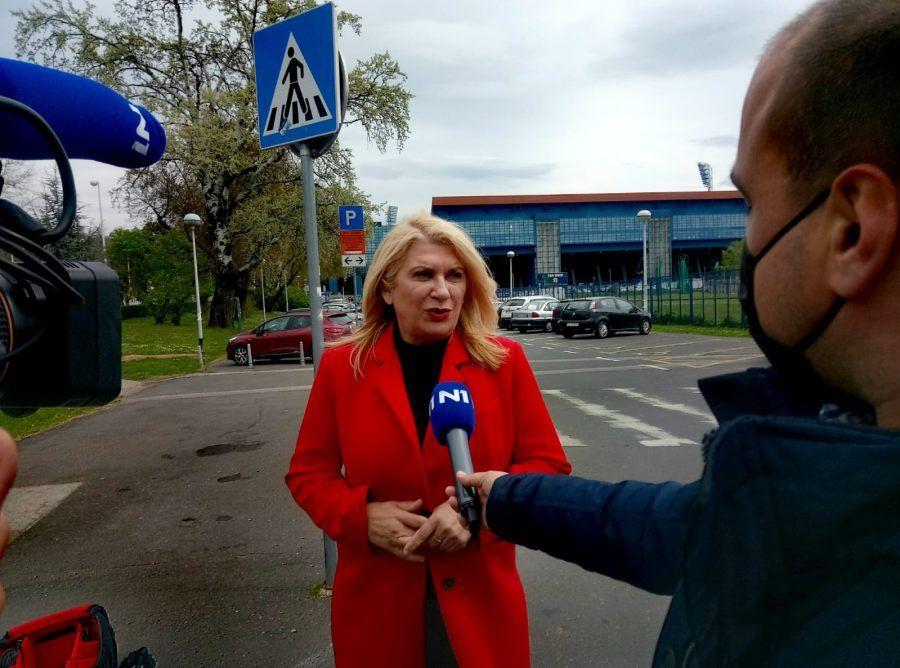 Škare Ožbolt: GNK Dinamo i Zagrepčani zaslužuju novi stadion na tradicionalnoj lokaciji