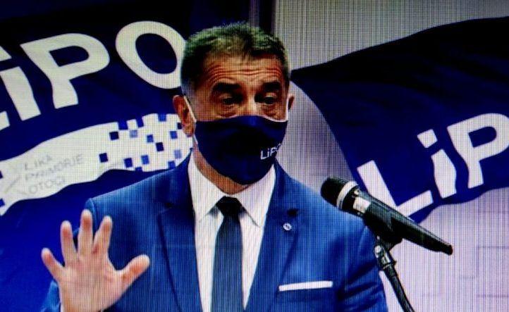 Milinović: U stranci LiPO 440 bivših članova HDZ-a
