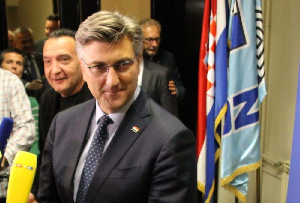 """HDZ pod sloganom """"Sad je bitno"""" objavio program za lokalne izbore"""